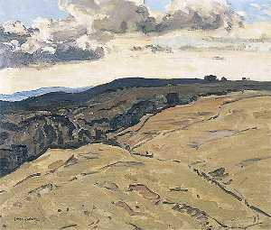 George Graham - Yorkshire Landscape