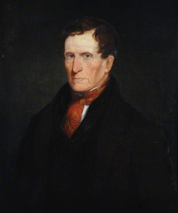 Jonas Beaumont (1783–1857), Estate Carpenter for the Spencer Stanhope Family by Abel Hold | Museum Quality Reproductions | WahooArt.com