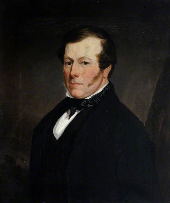 Elkanah Clegg (1803–1872), Woodman for the Spencer Stanhope Family by Abel Hold | Museum Quality Reproductions | WahooArt.com