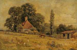 John Bonny - Montague Cottage