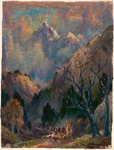 Eliot Clark - Mystery of the Mountains Himalaya