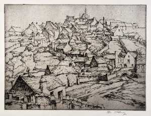 Abbo Ostrowsky - Brittany Village