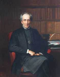 Henry Weigall - Bishop Charles Perry (1807–1891)