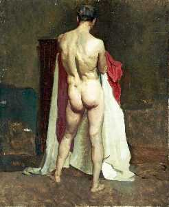 Stanley Reed - Male Nude