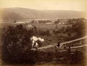 Gotthelf Pach - View from Wood's Wood, from the album Views of Charlestown, New Hampshire