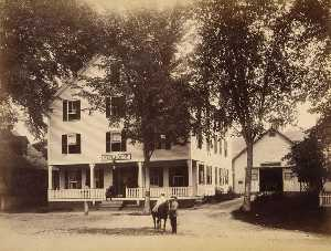 Gotthelf Pach - Elm House, from the album Views of Charlestown, New Hampshire