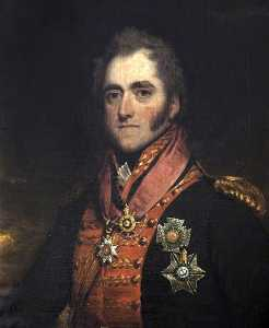 Thomas Barber - General Sir George Anson (1769–1849)