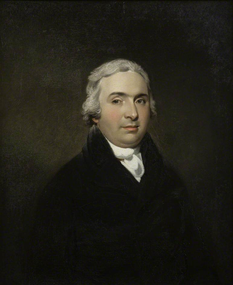Matthew Baillie (1761–1823), 1805 by Thomas Barber | Museum Quality Reproductions | WahooArt.com