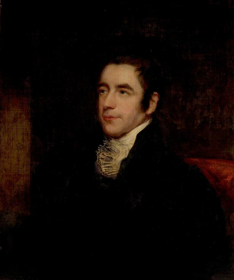 Jonathan Dunn (1771–1857) by Thomas Barber | Painting Copy | WahooArt.com