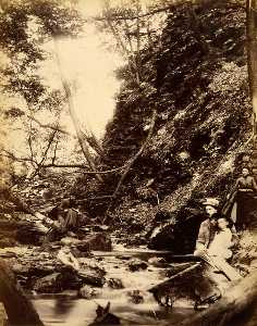 Gotthelf Pach - Devil's Gully, from the album Views of Charlestown, New Hampshire