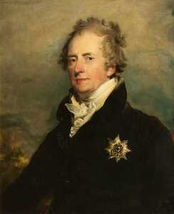 George Patten - Henry, 3rd Earl of Bathurst