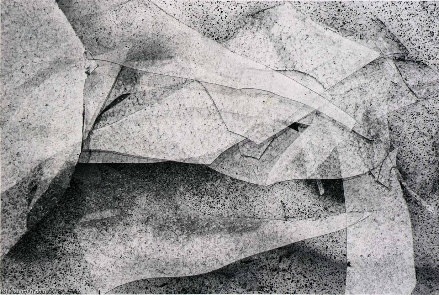 Untitled (Abstract folds), 1971 by Joseph Dankowski | Museum Quality Reproductions | WahooArt.com