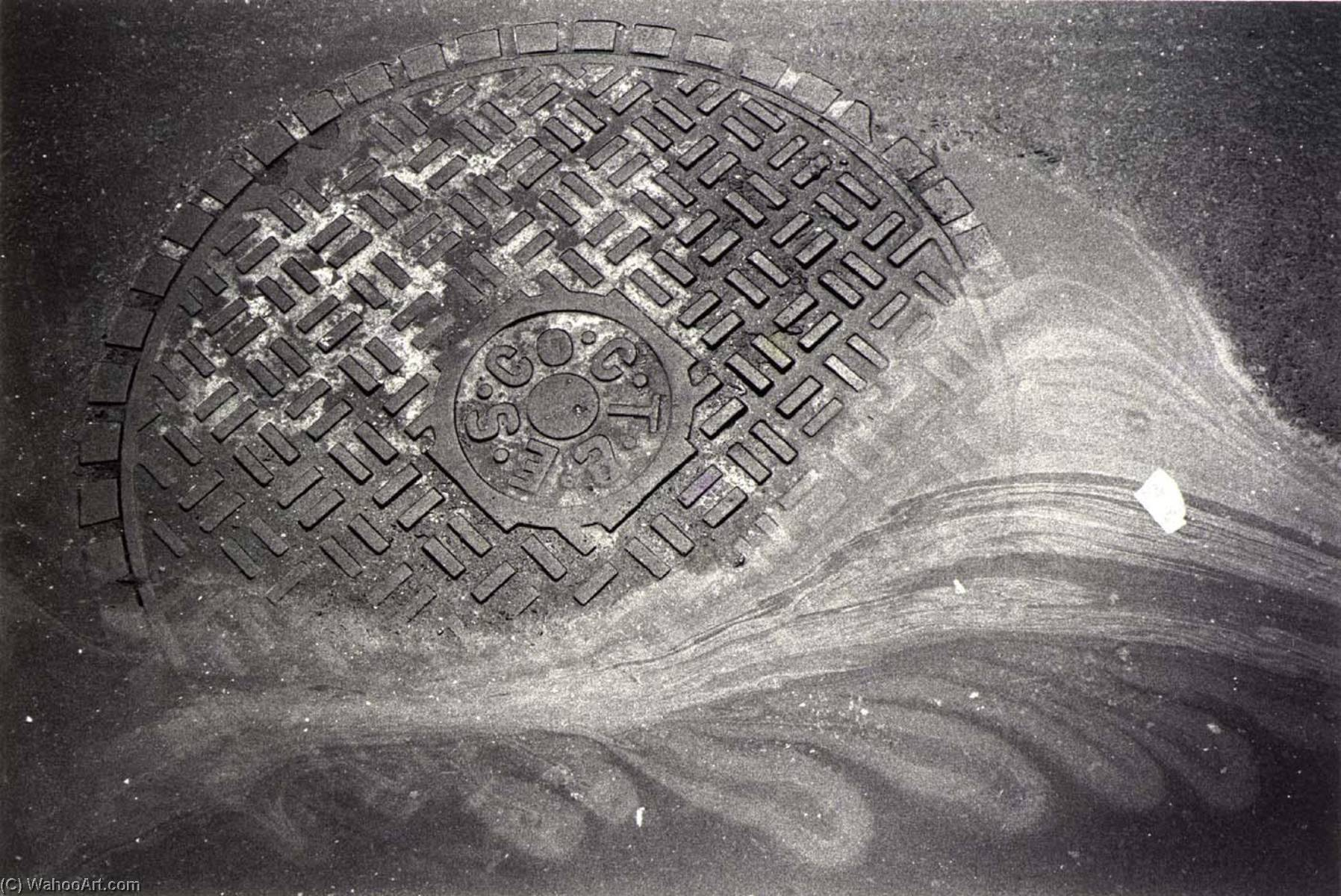 Untitled, from the series Manholes, Print by Joseph Dankowski