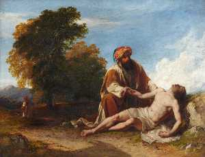 John Adam Houston - The Good Samaritan