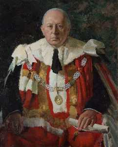 Kenneth Green - Robert, Baron Chalmers of Northiam, LLD, Master (1924–1931)