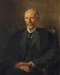 Kenneth Green - Hammett Charles Knott, MA, Tutor (1897–1920), Bursar (1900–1928)