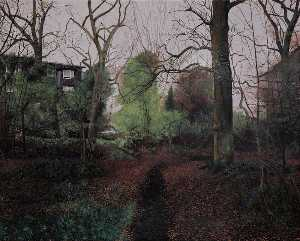 George Shaw - Scenes from the Passion The Path to Pepys Corner