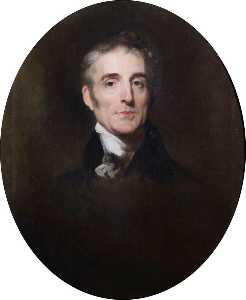 John Simpson - Arthur Wellesley (1769–1852), 1st Duke of Wellington, KG