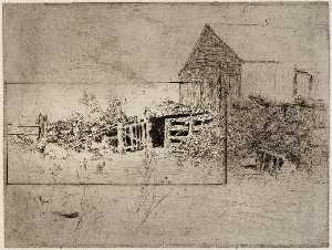 Julian Alden Weir - The Webb Farm