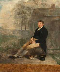 William Jones - Thomas Pritchard (b.1762 1763), Gardener, Aged 67