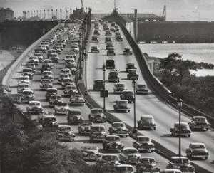 Andreas Feininger - West Side Highway