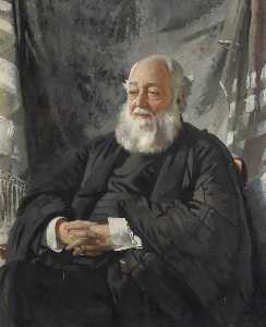 William Newenham Montague Orpen - Henry Montagu Butler (1833 1918), Classical Scholar