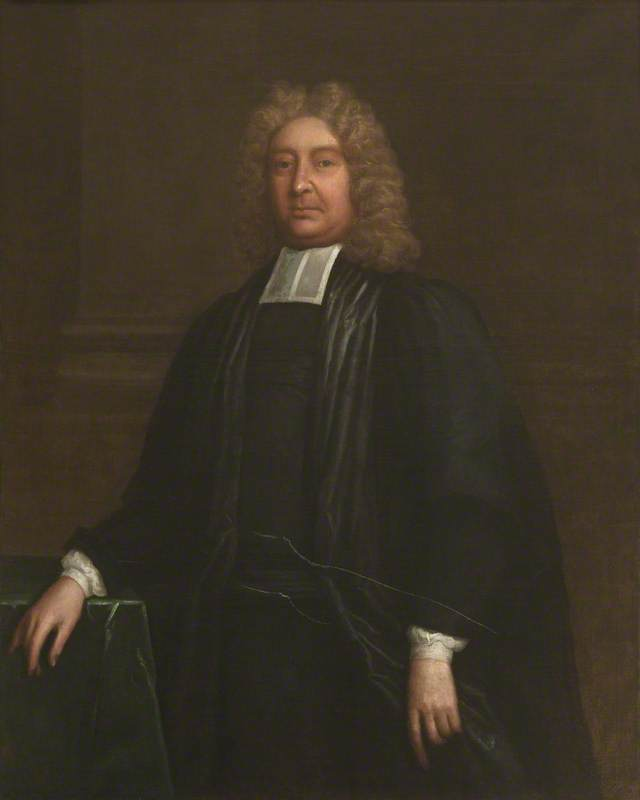 William Lancaster (1650–1717), Provost (1704–1717), Oil On Canvas by Thomas Murray