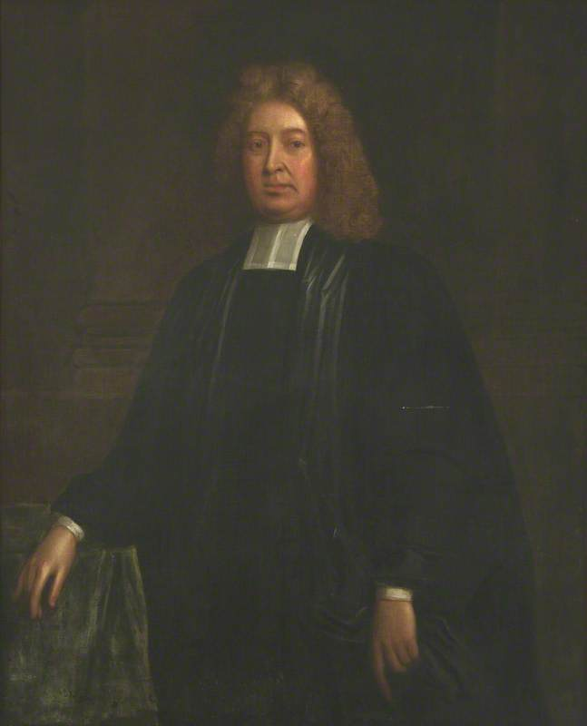 William Lancaster (1650–1717), Provost (1704–1717) (copy), Oil On Canvas by Thomas Murray