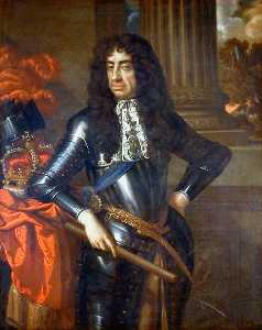 Benedetto Gennari The Younger - King Charles II (1630–1685)