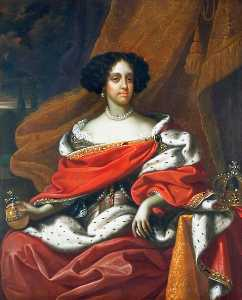Benedetto Gennari The Younger - Catherine of Braganza (1638–1705), Queen Consort of King Charles II