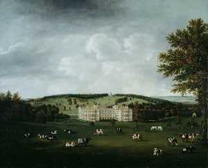 William Tomkins - Audley End and Ring Hill Temple