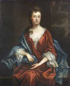 Charles D' Agar - Alicia Brownlow (1684–1727), Lady Guilford