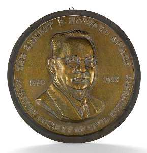 Joseph Emile Renier - Ernest E. Howard Award (design for obverse)