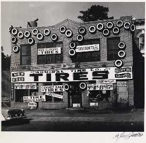 Nathan Jay Jaffee - Tire Store