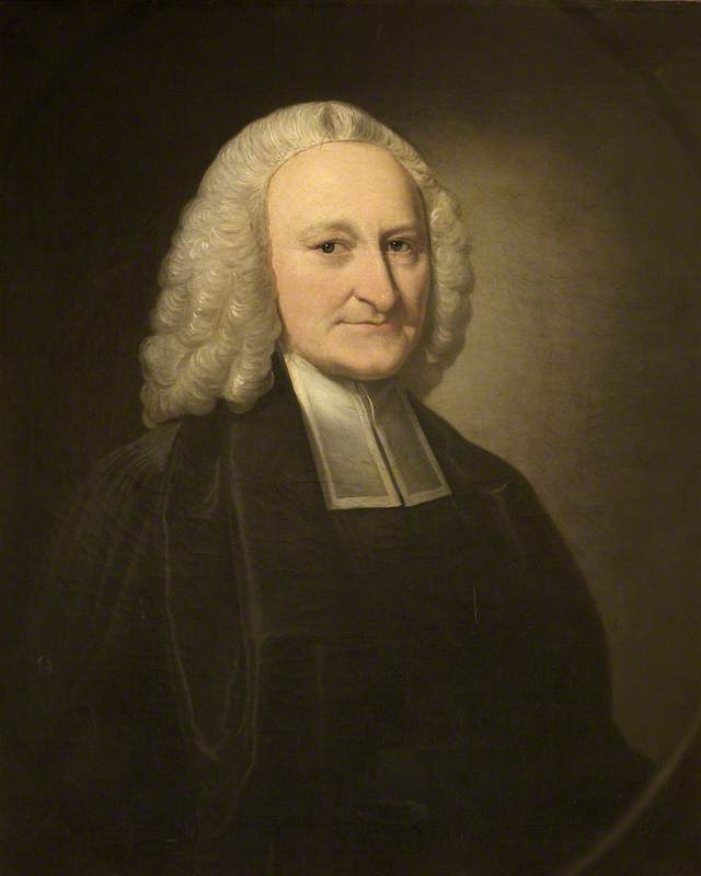 The Reverend Legh Fleetwood Richmond (1703–1769), 1759 by Henry Pickering | Museum Quality Reproductions | WahooArt.com