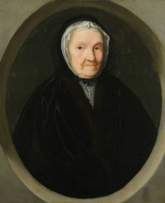Mary Greame (1682–1767), 1763 by Henry Pickering | WahooArt.com