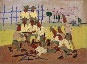 William Henry Johnson - Lessons in a Soldier's Life