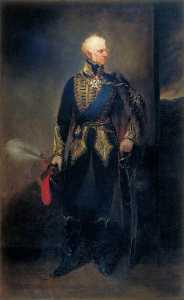 Henry Richard Graves - Field Marshal Henry William Paget, 1st Marquess of Anglesey and 2nd Earl of Uxbridge (1768–1854), Lord Lieutenant of Ireland