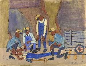 William Henry Johnson - Miners First Aid
