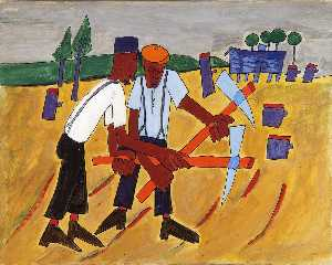 William Henry Johnson - Farm Workers