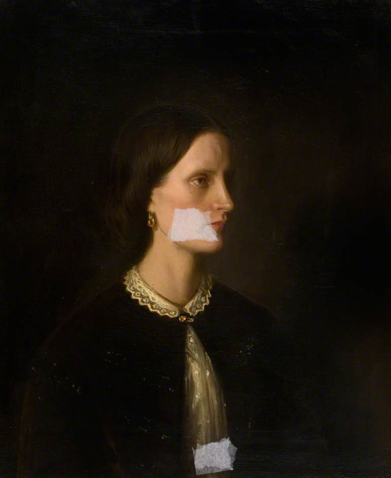 Order Reproductions | Jessie Cowie (later Mrs Charles Macdonald) by Henry Harwood | WahooArt.com