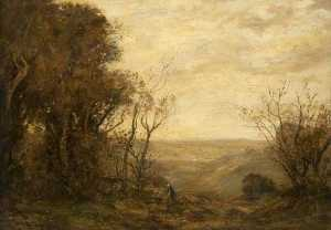 William Mouncey - Landscape