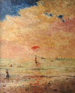 Alfred Emile Léopold Joseph Victor Stevens