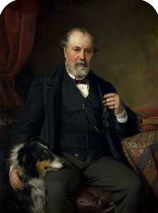 Order Museum Quality Copies | George Kennedy Smith (1812–1886), 1880 by Thomas Alfred Jones | WahooArt.com