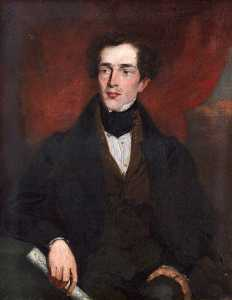 William Smellie Watson - John Thomson (1805–1841) (style of Thomas Lawrence)