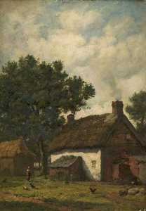 Elias Bancroft - A Cheshire Farmhouse