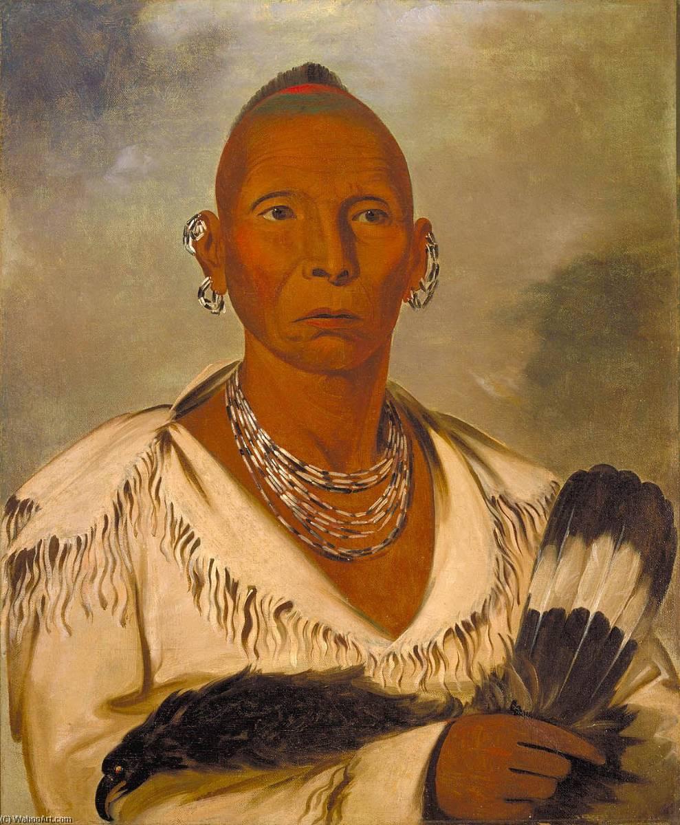 autobiography of black hawk