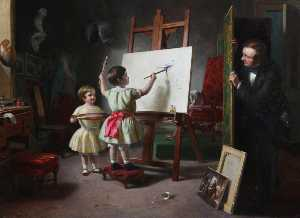 Thomas Brooks - Mischief The Artist's Studio