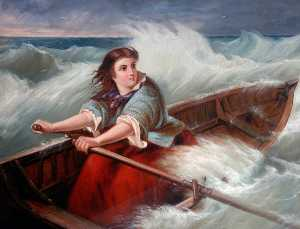 Thomas Brooks - Grace Darling (1815–1842)