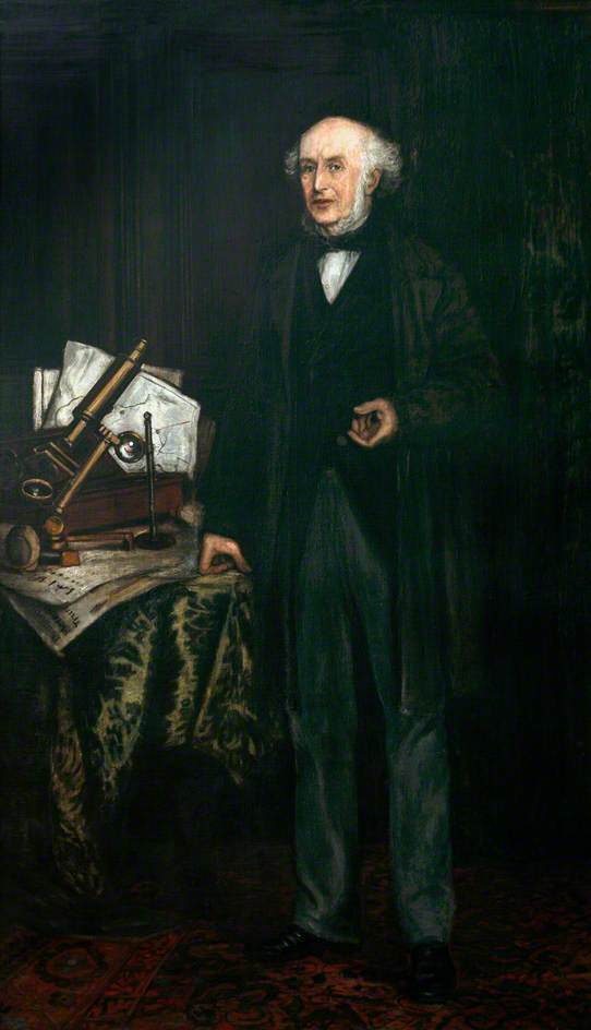 Charles Foster Barham, Mayor (1859), 1860 by Henry Treffry Dunn | Art Reproduction | WahooArt.com